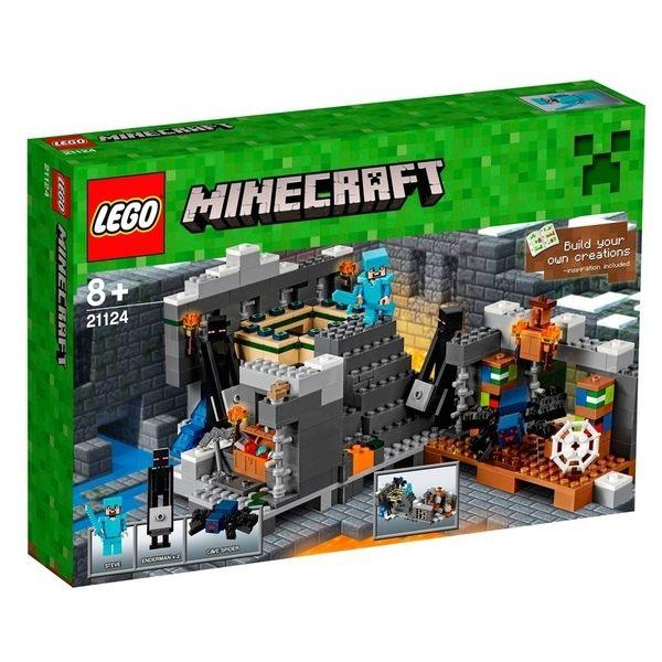 【LEGO 樂高積木】Minecraft 創世神系列 - The End Portal LT-21124
