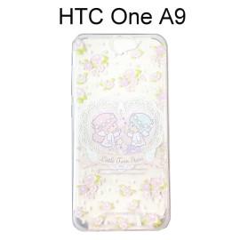 雙子星透明軟殼 [愛心蕾絲] HTC One A9【三麗鷗正版授權】