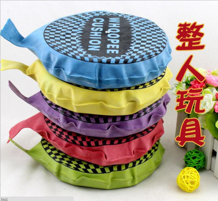 tangyizi輕鬆購【DS041】(大)萬聖節愚人節道具 整人玩具 搞怪整蠱惡搞 海綿放屁墊 放屁袋
