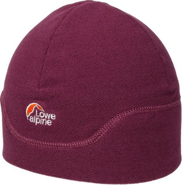 Lowe Alpine 滑雪/旅遊/毛帽/保暖帽 Aleutian Beanie 刷毛保暖帽 GAH15茄紫