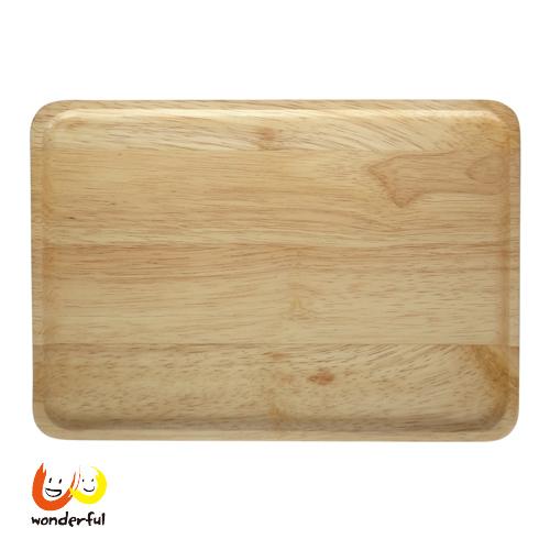 ACACIA 木製餐盤原木色