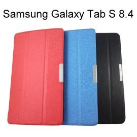 Samsung Galaxy Tab S 8.4 T700 T705Y 平板 三折皮套