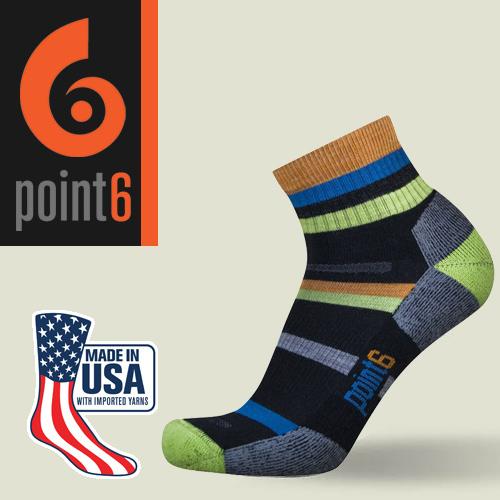 【鄉野情戶外用品店】 Point6 |美國| mixed 健行羊毛襪/美麗諾羊毛襪 運動襪 登山襪 戶外襪/1565