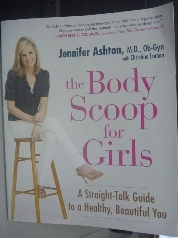 【書寶二手書T4/美容_YIJ】The Body Scoop for Girls: A Straight