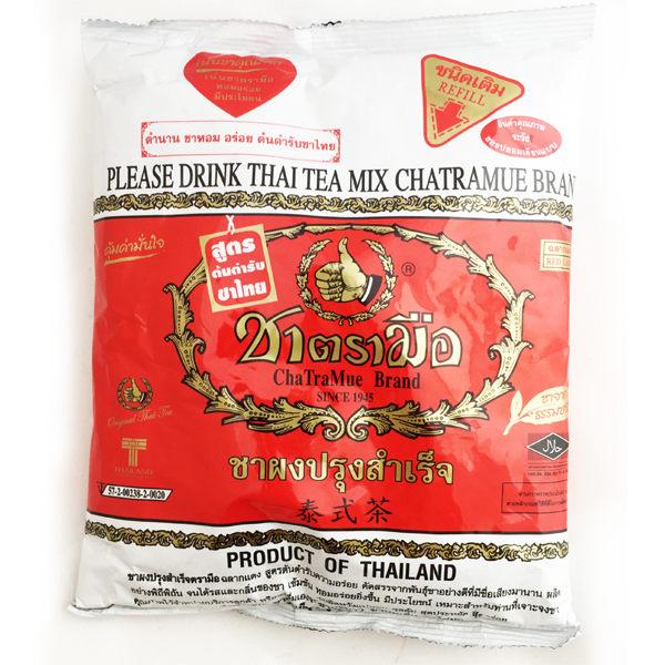 泰國 手標牌 紅茶葉 手標泰式茶 400g/包