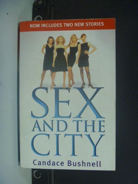 【書寶二手書T4/一般小說_GCZ】Sex and The City 慾望城市_BUSHNELL