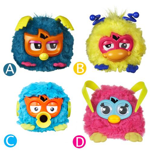 《 Furby 》菲比派對 - 菲比好朋友 ( 共四款可選 )
