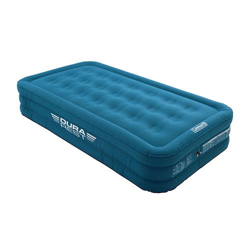 【速捷戶外露營】【美國Coleman】CM-21936 Durarest Twin加厚氣墊床充氣床墊獨立筒充氣墊