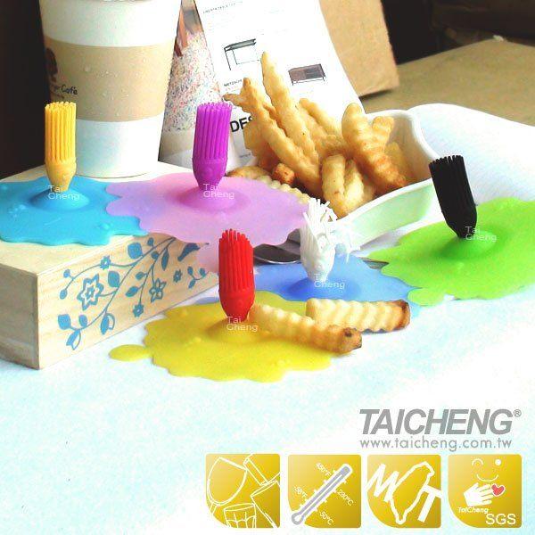 外銷貨底出清|環保矽膠防漏保鮮杯蓋-薯條先生|台灣製專利 日式無毒 通過SGS 牧野丁丁