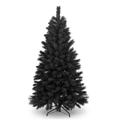 台製豪華型15尺/15呎(450cm)時尚豪華版黑色聖誕樹 裸樹(不含飾品不含燈)YS-NBT15001