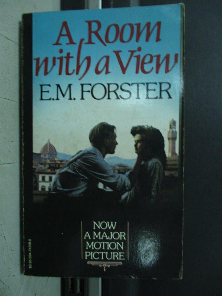【書寶二手書T2/原文小說_LAQ】A Room Witb a View_1986