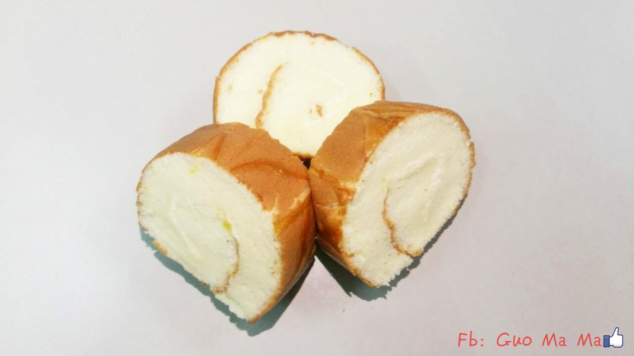 十包免運可混搭~~~郭媽媽手工蛋糕 - 原味瑞士捲 (小)