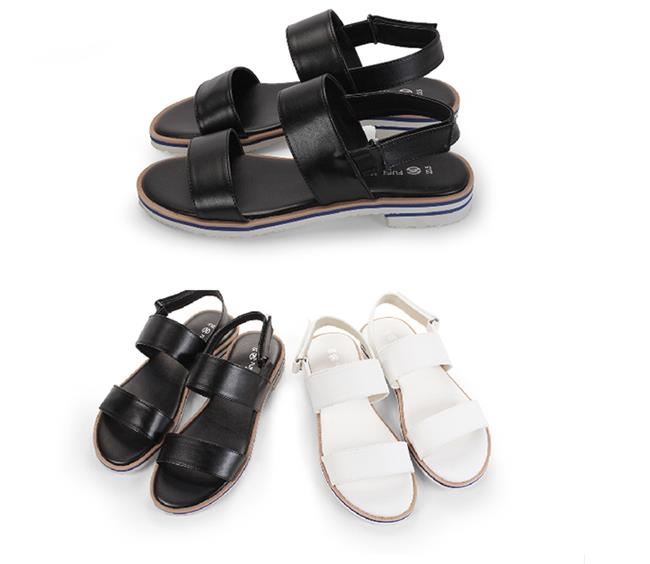 50%OFF【MMFB20FUFA】復古質感涼鞋-帆船鞋帆布鞋韓版nike懶人鞋拖鞋高跟鞋厚底鞋涼鞋