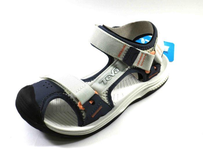 [陽光樂活] TEVA HURRICANE 女款 避震耐磨 護趾水陸兩用運動涼鞋 TV1000357WHT