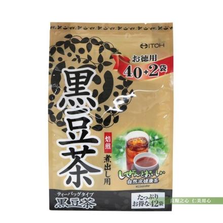 日本ITOH井藤漢方 德用黑豆茶(210g)