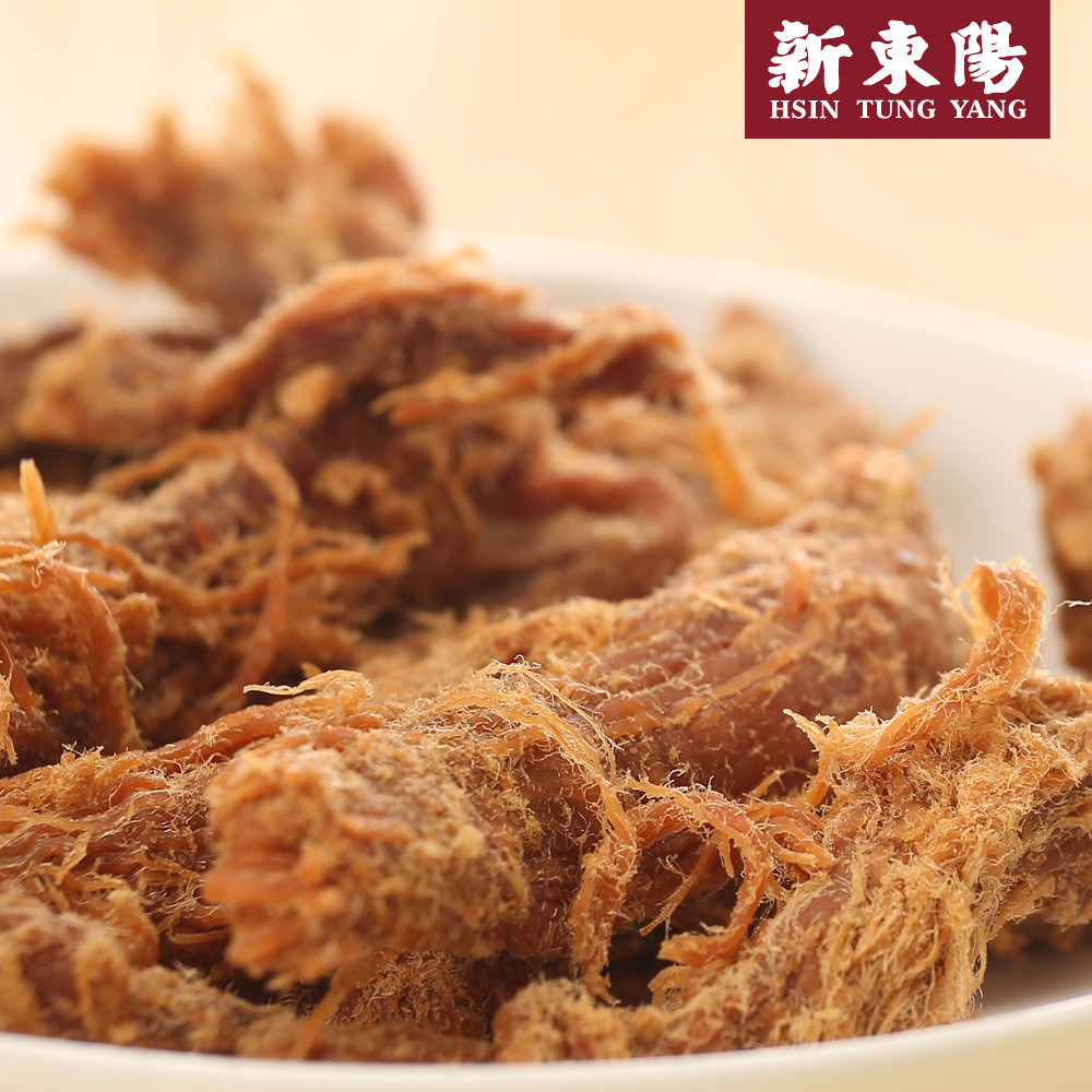 【新東陽】豬肉條100g