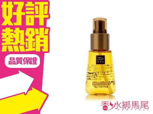 韓國 Mise en scene 玫瑰護髮油 70ML ( Light輕盈版 ) 免沖洗護髮◐香水綁馬尾◐