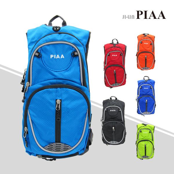 58-801【 PIAA 皮亞】單車運動尼龍後背包 (六色)