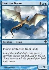 【Playwoods】 MTG 魔法風雲會 WWK No. 030 Horizon Drake 天際龍獸 UC卡(白卡非普藍生物)