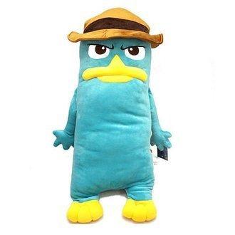 【真愛日本】15021100005  1號全身長抱枕88CM泰瑞 飛哥與小佛 鴨嘴獸泰瑞 抱枕 娃娃