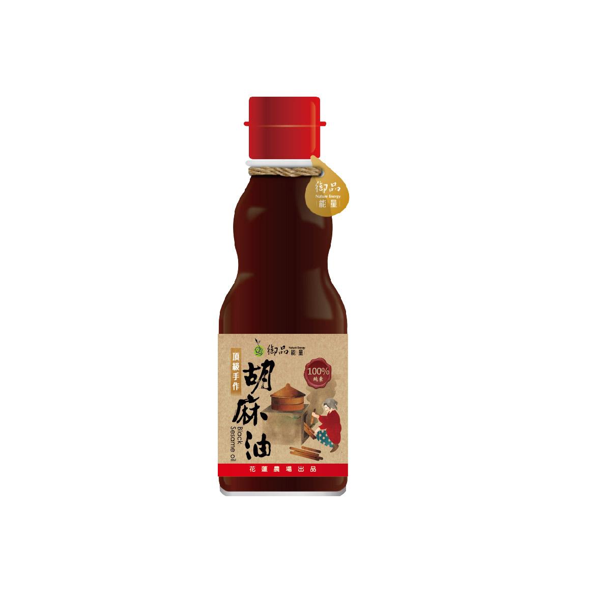 【故鄉味】頂級胡麻油185ml