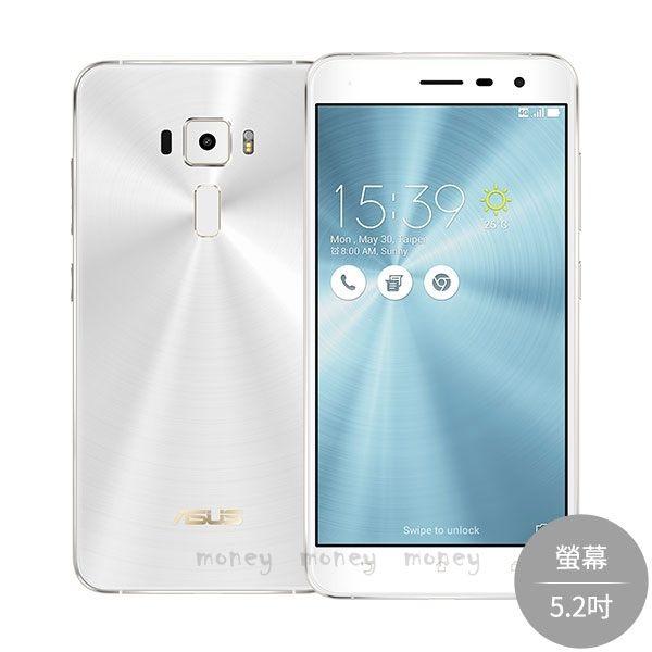 (+贈玻璃貼+側掀皮套) 華碩 ASUS ZenFone 3 ZE520KL/32GB/5.2吋螢幕/1600萬畫素/雙卡雙待【馬尼行動通訊】