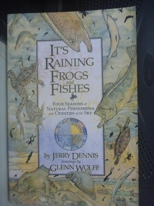 【書寶二手書T7/原文小說_IJN】It's Raining Frogs and Fishes: Four Season