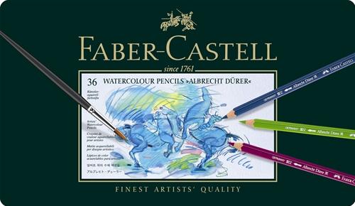 Faber-Castell輝柏 ARTISTS藝術家級專家級水彩色鉛筆36色117536