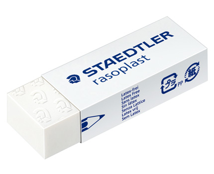 STAEDTLER 526 B20橡皮擦6入