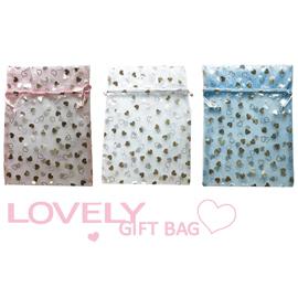 青青文具 簡單生活系列 禮物袋(愛心款) CBG-142
