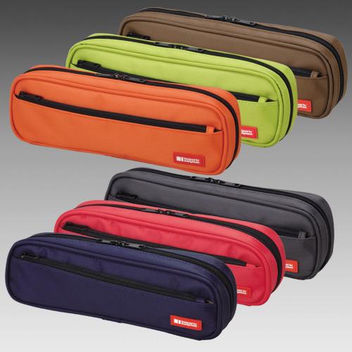 LIHIT LAB. 分類筆袋收納包 A-7552 ~4色可選
