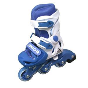 成功 發光輪兒童伸縮溜冰鞋組S0480直排輪/健身運動(附贈安全頭盔,三合一護具組