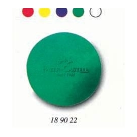 Faber-Castell 189022 可愛貝貝橡皮擦圓形造型(混色銷售)