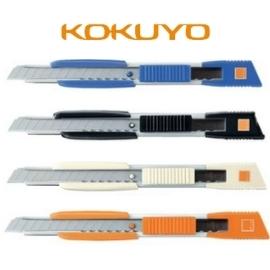 【 KOKUYO 】F-WBB103 WILL膠邊美工刀『隨機出貨』
