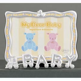 日本原廠 LADONNA Baby系列 4x6 My Dear Baby 相框(MB28-P)