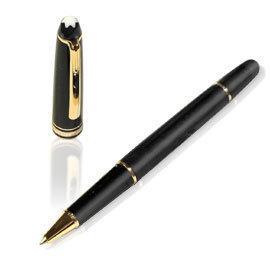 【筆坊】MontBlanc 萬寶龍 經典系列 163 小班金夾鋼珠筆