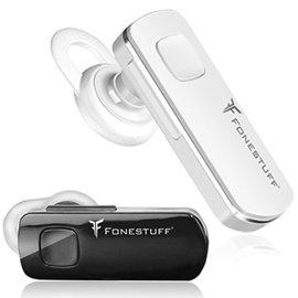 志達電子 Fonestuff瘋金剛 FB001 一對二雙待立體聲單耳藍牙/藍芽耳機(支援A2DP)