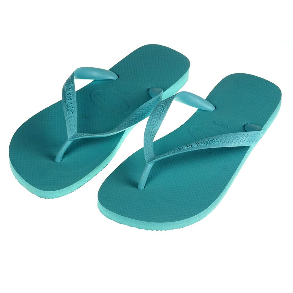 決心出清促銷380元 Havaianas 哈瓦仕 基本款 素色 巴西拖 沙灘拖鞋 女 HF6N0029U4 Big-O SPORTS