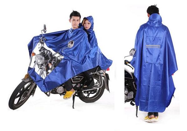 加厚摩托車雨衣 雨披 單雙人兩穿雨衣