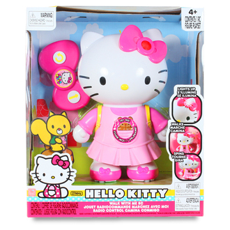 HELLO KITTY凱蒂貓 遙控凱蒂貓→FB姚小鳳