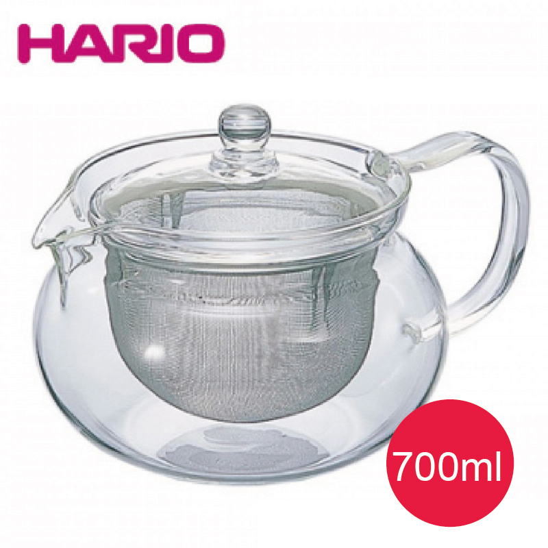 HARIO CHJMN-70T 茶茶急須 丸 茶壺 700ml