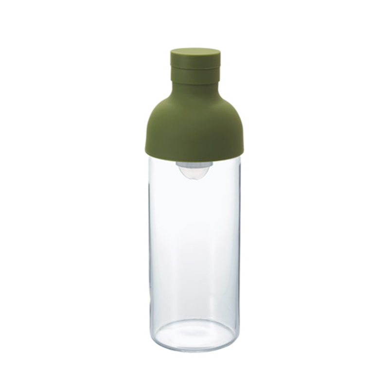 HARIO  FIB-30 酒瓶冷泡茶壺300ml 綠色