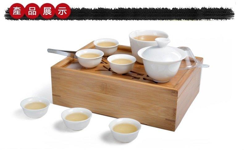 孟宗竹旅行攜帶式茶盤