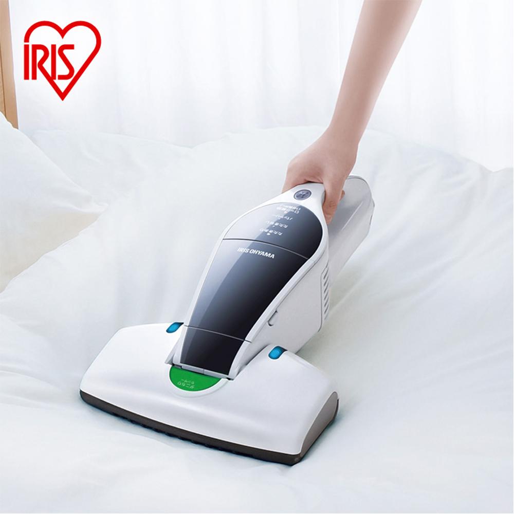 日本IRIS 紫外線殺菌 除蟎 無線吸塵器IC-FDC1 (典雅白) (公司貨)