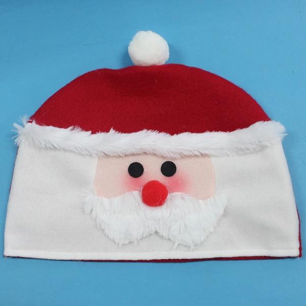 造型聖誕帽 聖誕老公公造型帽/一個入{促80}~5847