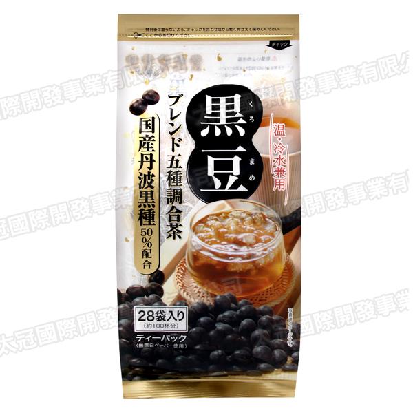 京都丹波黑豆調合茶(140g)
