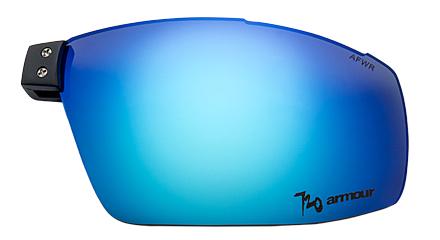 【【蘋果戶外】】720armour L339-S20RB A-trak Rock 灰藍多層鍍膜 替換鏡片 飛磁換片 備片 寶麗來 偏光片