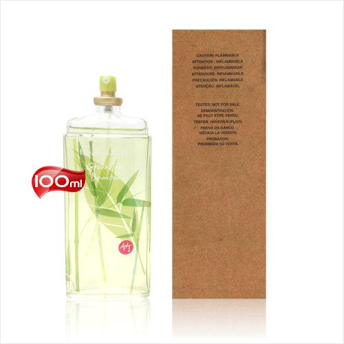 【省錢自用款】雅頓(綠茶竹子)女性淡香水-100mL試用品包裝 [53721]
