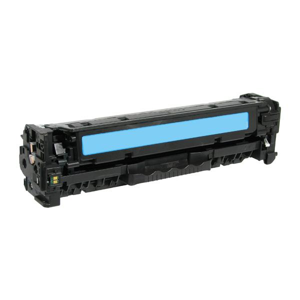 【非印不可】HP CF381A 藍色 (單支) 相容環保碳匣 適用HP Color LaserJet Pro M476dn,M476dw,M476nw