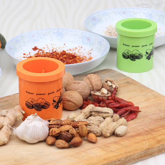 ♚MY COLOR♚手動研磨搗碎器 廚房 胡椒 辣椒 料理 海鹽 調味料 烘焙 瓶罐 花椒 工具【J62-4】